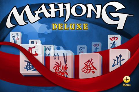 Mahjong Deluxe en español para iOS