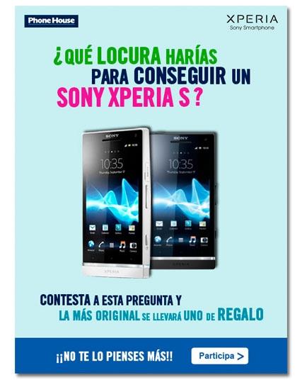 Gana un Sony Xperia S