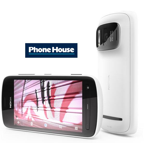 Nokia 808 Pure View llega a Phone House