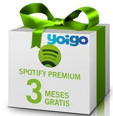 Con Yoigo, Spotify Premium durante 3 meses gratis