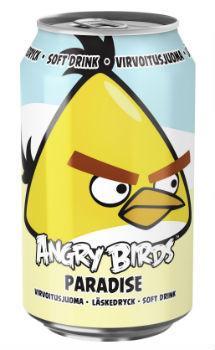 Angry bird, el refresco del verano