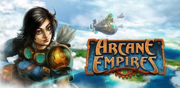 Crea un imperio con Arcane Empires
