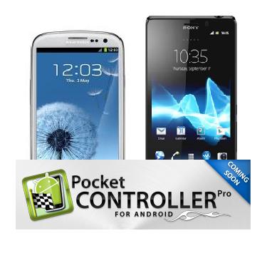 SOTI Pocket Controller Pro Android. Controla su móvil desde el PC