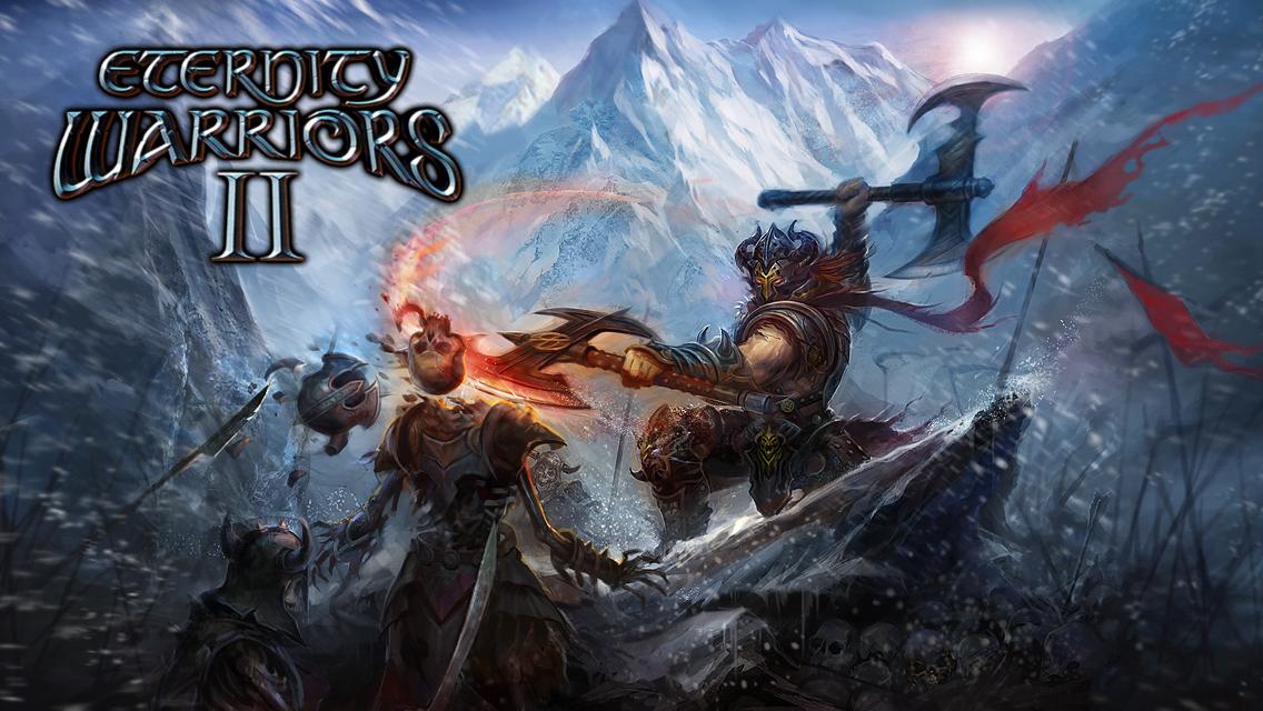 Eternity Warriors 2 el rival de Dungeon Hunter 3