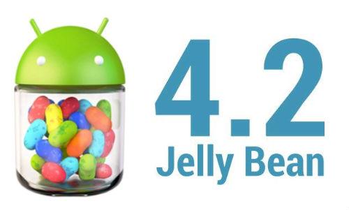 Aparece Android 4.2 Jelly Bean