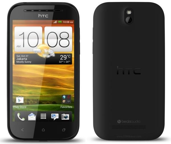 HTC Desire SV, nuevo smartphone Dual SIM
