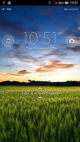 Xperia S se actualiza a Jelly Bean 4.1.2