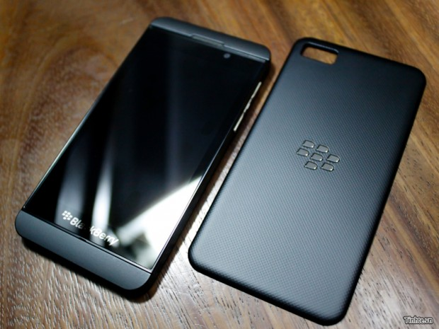 Blackberry Z10: se confirman sus características
