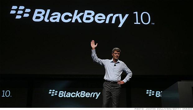 El nuevo sistema operativo Blackberry 10 recibe 15.000 aplicaciones en dos días
