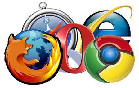 El navegador Web Internet Explorer crece en cuota de mercado.
