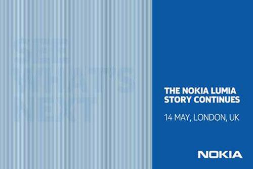 ¿Presentará Nokia su phablet el 14 mayo?