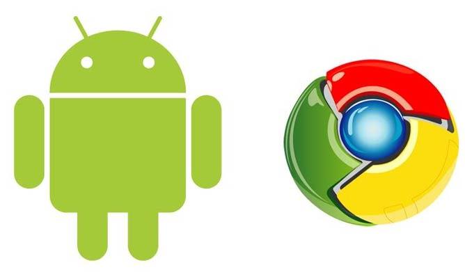 Chrome se actualiza para nuestros androides