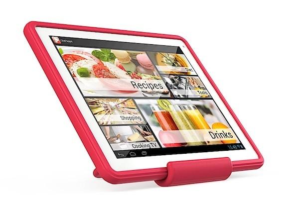Archos ChefPad, la tablet para cocineros