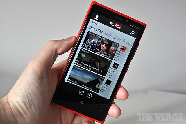 En breve habrá Youtube oficial para Windows Phone
