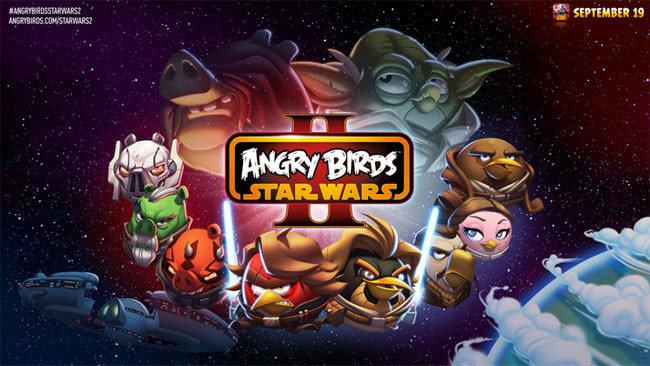 Rovio confirma el Angry Birds Star Wars II