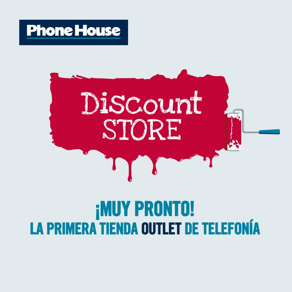 Inauguramos la primera tienda 'outlet' de telefonía móvil de España