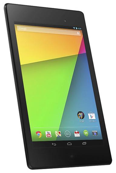 Google presenta el nuevo Nexus 7