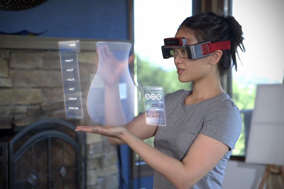 Space Glasses, el competidor de Google, además en 3D