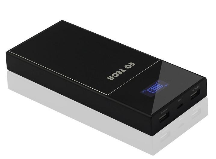 La batería externa más potente del mercado ofrece 16.800mAh
