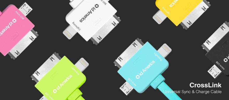 Llega el cable definitivo para Android e iOS: CrossLink