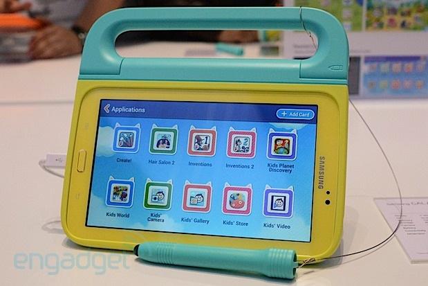 Samsung presentará una Tab 3 Kids