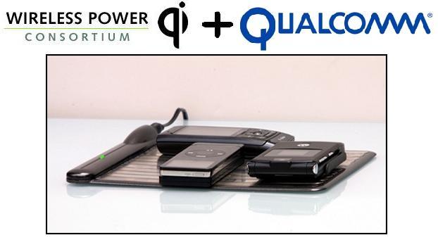 Qualcomm revoluciona el mundo de la carga inalámbrica al sumarse al Wireless Power Consortium