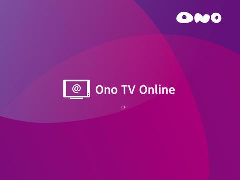 TV online de ONO ya es una realidad
