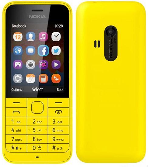 MWC14: Nokia renueva su gama Asha con el 220 y 230