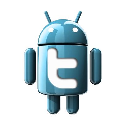 Novedades en Twitter para Android