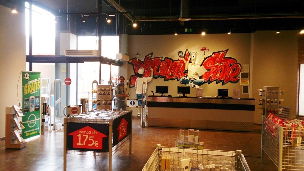Discount Store Sevilla