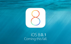 Ya disponible la nueva versión 8.0.2 de iOS