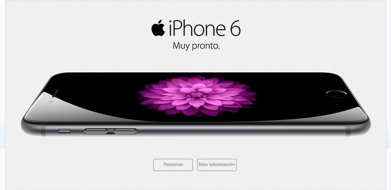 iphone 6-reserva