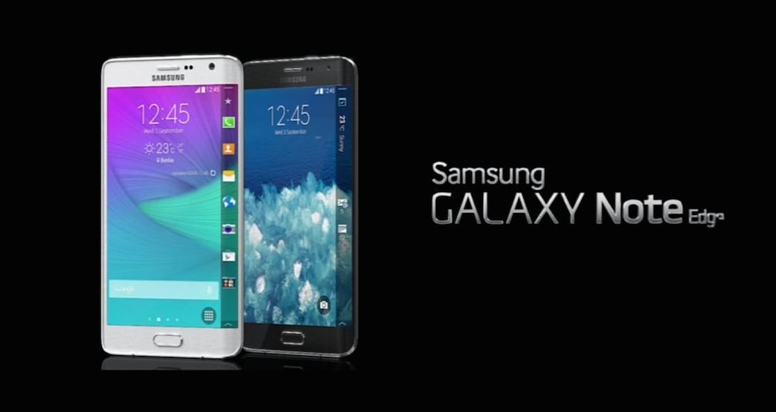 ¡Llega el nuevo Samsung Galaxy Note 4!