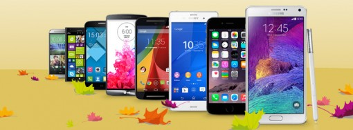 Smartphones Octubre 2014