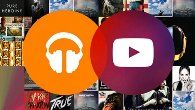 Youtube Key Music, nueva competencia para Spotify