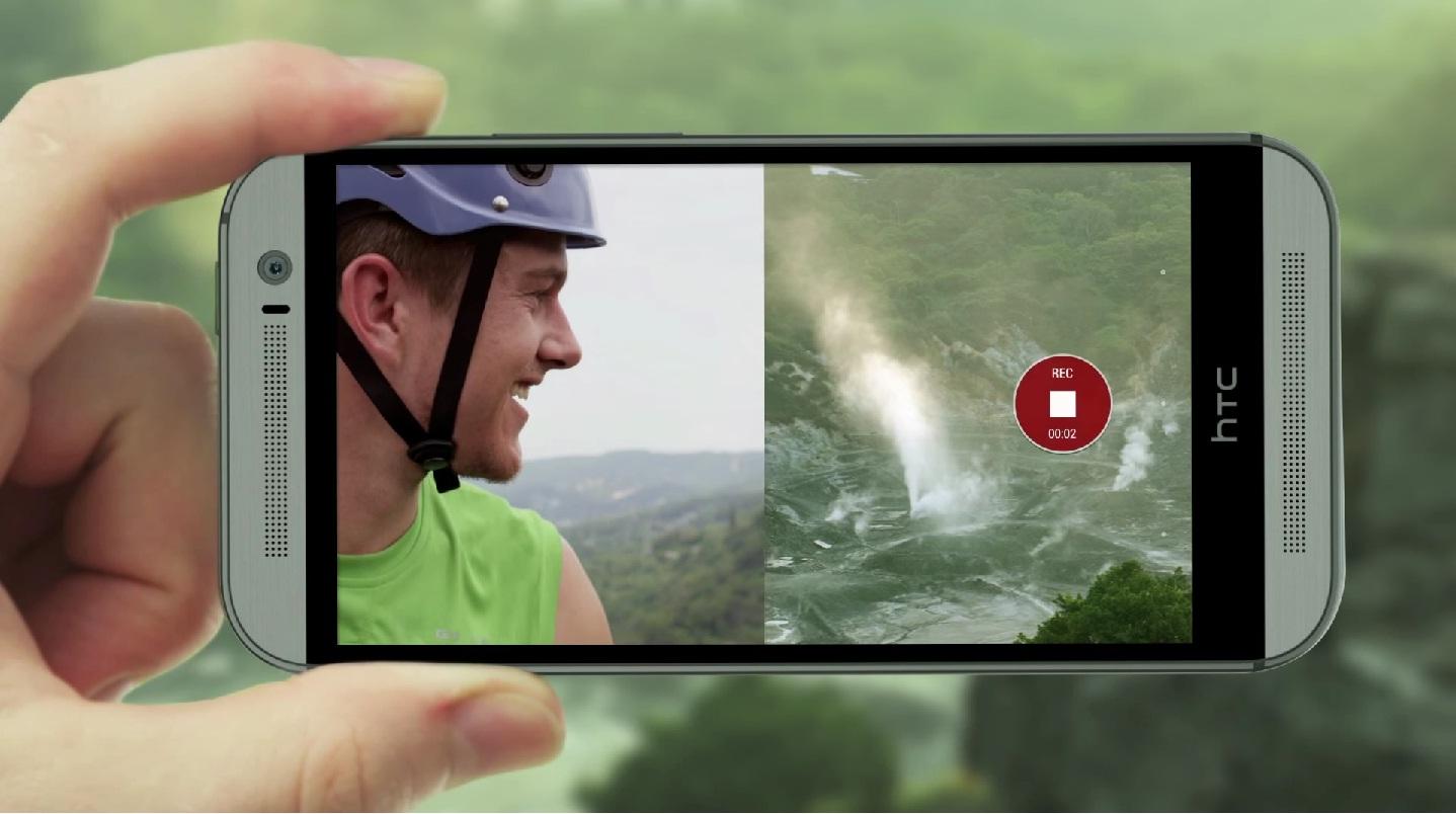 Todo lo que puedes hacer con la Experiencia Eye de tu HTC ONE M8