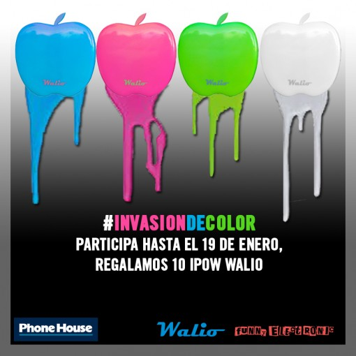 Creatividad cuadrada color invation