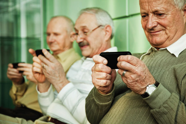 Los mejores teléfonos para nuestros mayores