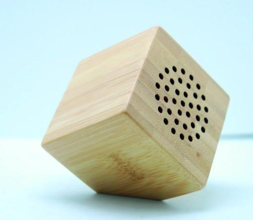 Altavoz Raluko Bambú