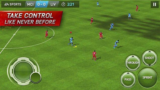 Las 6 mejores aplicaciones para jugar al fútbol en tu smartphone o tablet