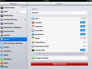 ipad-icloud-options
