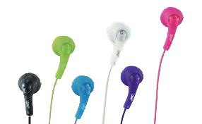 JVG Auriculares gumy