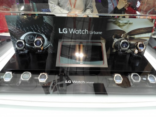 stand lg smarwatches