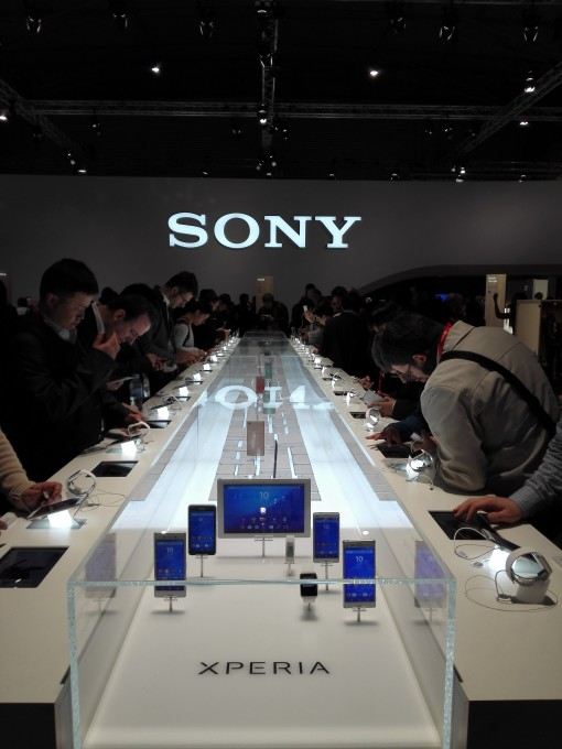 stand sony 2