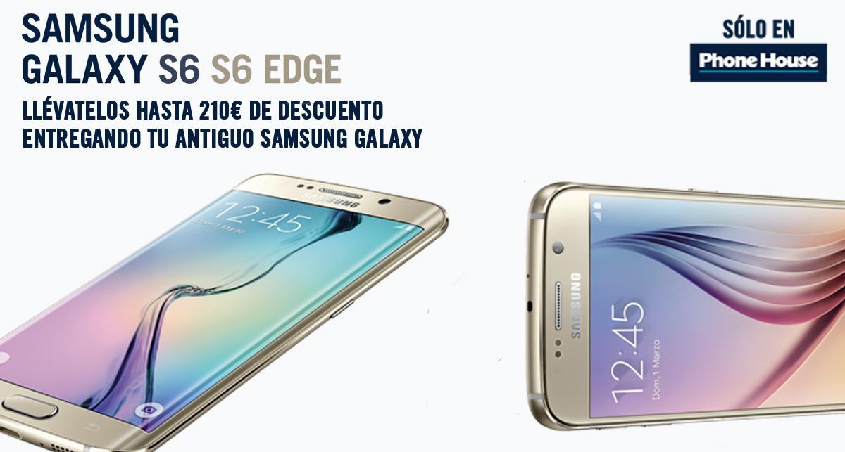 Oferta S6 y S6 Edge Newsfeed