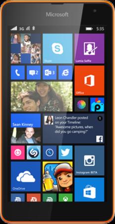 Lumia-535-specs-front-png