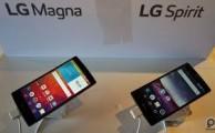 Nuevas incorporaciones curvas de LG: LG Spirit, LG Magna y LG G Flex 2