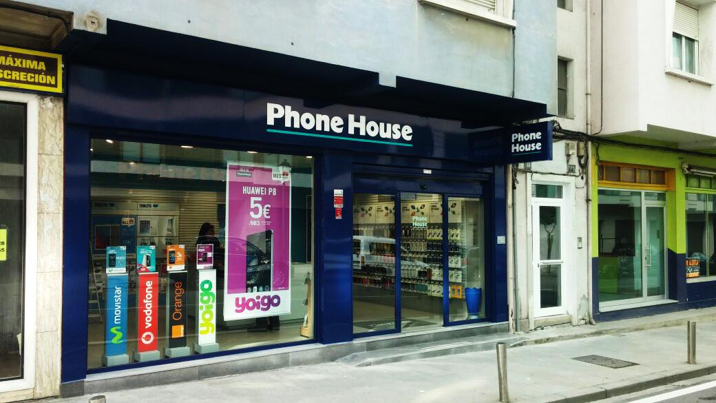 Nueva tienda Phone House en Viveiro