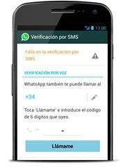 Verificacion SMS