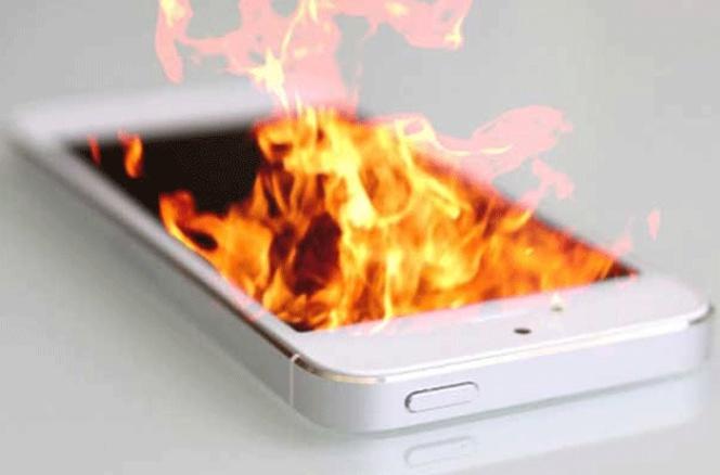 Resultado de imagen para smartphone caliente
